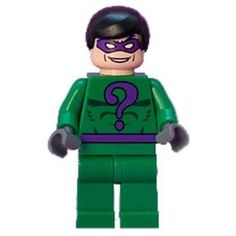 The Riddler - LEGO Batman 2 Figure. Price: $11.00