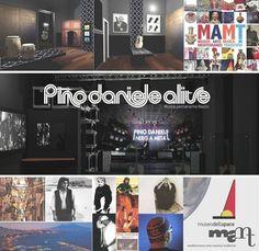 Pino Daniele Alive al Museo della Pace-MAMT di Napoli