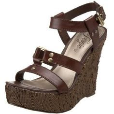 Fergie Women's Quench Wedge Sandal (Apparel)  http://234.powertooldragon.com/redirector.php?p=B0032Z89E4  B0032Z89E4