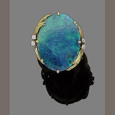 Black Hills Gold Jewelry A gold, black opal, and diamond ring - Small Gold Hoop Earrings, Black Hills Gold Jewelry, Gold Fashion, Steampunk Fashion, Gothic Fashion, Opal Rings, Gold Rings, Black Opal, Diamond Shapes