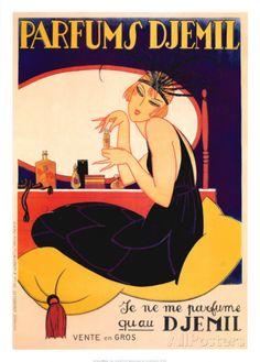Perfumes Djemil Lámina