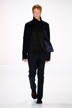 #Menswear #Trends William Fan  Fall Winter 2015 Otoño Invierno #Tendencias #Moda Hombre  F.Y.