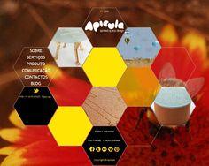 9.hexagon shape in web design