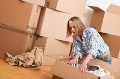 HOW TO: UNPACK AFTER A MOVE