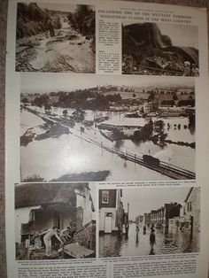 . Some of my ancestors were from Whimple - if you're researching the Sanders or Willsman families, do get in touch! esjones <at> btopenworld.comPhoto article Devon floods Whimple station under water 1960 | eBay