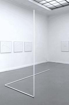 Norbert Kricke (1922-1984) @  Aurel Scheibler | Installation view, 2014 | Berlin