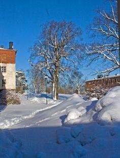 Suomenlinna, Sveaborg photo by Aili Alaiso