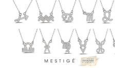 Aren't these just so cool :)  $15 for a Zodiac Sign Crystal Necklace Made With Swarovski Elements . ($ 105 Value)