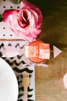 Modern + Pretty Valentine's Day Party Ideas By The Shift Creative | Photography by To Wander and Seek