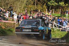 https://flic.kr/p/e2NrCE | 5 Rally SOLOEscort | Característica prueba celebrada en Cornellana (Asturias) en la que unica y exclusivamente pueden participar Ford Escort Mk1 y Mk2