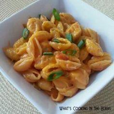 Cheesy Salsa Chicken Pasta by corine