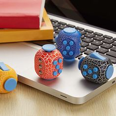 Relax Fidget Cube Anxiety Fidgeting Stress Relief Ultimate Sensory Desk Toy for Kids and Adults 6 Various Addicting Feat FL Stress Relief Toys, Anxiety Relief, Cube Toy, Fidget Cube, Desk Toys, Font Face, Kids Toys