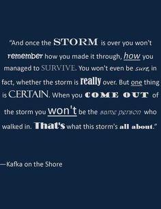 Storm in a tea cup.