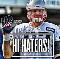 Let Haters Hate!!!