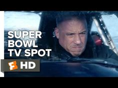 The Fate of the Furious Super Bowl TV Spot (2017)   Movieclips Trailers - YouTube