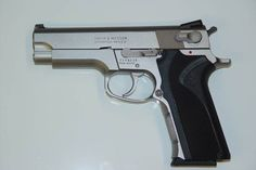 Smith & Wesson 4006 .40S&W. Looking for another.