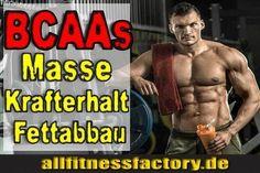 Für Sie gelesen bei: http://www.allfitnessfactory.de  BCAA Nebenwirkungen Masse, Krafterhalt, Fettabbau [neu]  BCAA Nebenwirkungen verhindere schnell dein Übertraining jetzt  Wann merkt man Übertraining?  Was sind BCAA Nebenwirkungen?  Wann BCAA und Glutamin verwenden?  German Deutsch  http://www.allfitnessfactory.de/bcaa-nebenwirkungen/