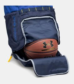 Buy Stephen Curry Under Armour Signature Rolltop Backpack Grey at online store Mochila Under Armour, Buy Louis Vuitton, Need To Meet, Fifa World Cup, Backpacks, Stephen Curry, Bags, Stuff To Buy, Shopping