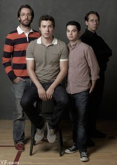 """The cast of """"Freaks & Geeks"""" 12 years later. Click for more pictures."""