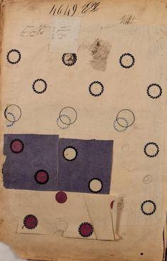[French textiles]