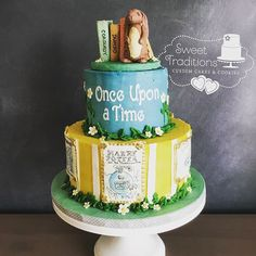 Sweet Traditions all start with scratch baked custom cakes and cookies made for every occasion Bridal Showers, Custom Cakes, Cake Cookies, Sweet Treats, Traditional, Desserts, Baby, Food, Personalized Cakes