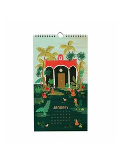 Yucatan calendar 1