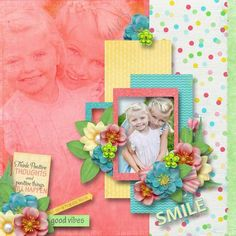 pickleberry pop ct layouts (photo album by zanthia) - Digiscrap Corner
