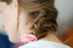 wikiHow to Fishtail Braid -- via wikiHow.com