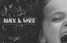 Medialoot - Black and White Lightroom Presets