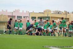 └► Like – Fan Page ► Cascais Rugby ◄ #cascais #rugby #cascaisrugby #resultadosfimdesemana SUB 18 – 5ª Jornada da Apuramento TÉCNICO 19 x CASCAIS 28 SUB 16 – 5ª Jornada da Apuramento ÉVORA 0 x CASCAIS 26 SEMPRE A CRESCER, VIVA O CASCAIS!!!! Fotografia – João Simões