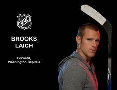 Ill go with Brooks :) Caps Hockey, Hockey Teams, Hockey Players, Brooks Laich, Washington Capitals Hockey, Athletic Supporter, Hockey Stuff, Hot Boys, Nhl