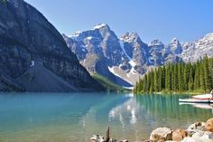 Tien niet te missen plaatsen in Canada
