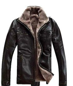 Winter warm motorcycle Leather jacket Men's Casual Brand Jacket luxury fur sheep leather men's Fur coat Free shipping, which features great quality and compact design. Description from dhgate.com. I searched for this on bing.com/images