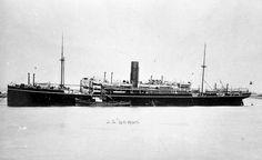 S S Borda (1914-1931), P&O/Blue Anchor Line