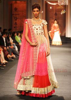 myShaadi.in > Indian Bridal Wear by Jyotsna Tiwari