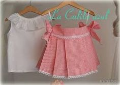 Love the knife pleats in this skirt! Little Dresses, Little Girl Dresses, Cute Dresses, Girls Dresses, Fashion Kids, Baby Girl Fashion, Kids Frocks, Frocks For Girls, Baby Dress Patterns