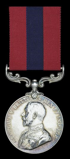 UK - Distinguished Conduct Medal, G.V.R. (6834 Sjt: T. Whitehouse. 1/S.W. Bord:)