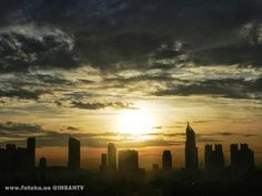 07.42Good morning JAKARTA, this photo was taken Friday, May 31, 2013 at 06.00 am