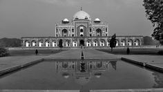 Humayun's Tomb - Delhi, India (Jan, 2013) - Photo taken by BradJill