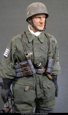 Fort Eben Emael Fallschirmjäger - Sixth Army Group