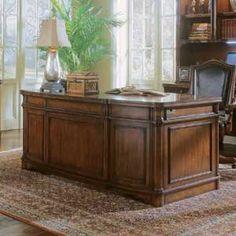 "Wynterhall 72"" Executive Desk by Hooker Furniture"