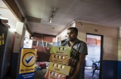 International migrants are often accused of stealing jobs from locals in South Africa. But new data presents a far more nuanced picture of what it means to be a migrant trying to make a living in the country. Job S, South Africa, January, Shop, Store