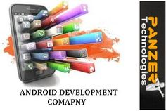 Panzer Technologies provides Android app development services,Android Keeps you a several-device development platform, it has developed a big current market for itself.