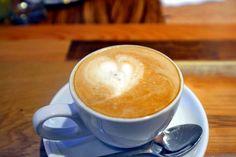 Latte in Scotland.