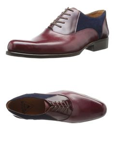 John Fluevog Men's 211 Carral StLace-Up