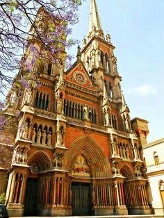 Iglesia de Los Capuchinos. Córdoba Argentina.