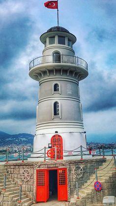 Antalya - Alanya Deniz Feneri