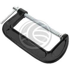 """Sargento abrazadera tipo """"G"""" de 200mm de herramientas Tolsen  www.cablematic.es/producto/Sargento-abrazadera-tipo-_ampersand_quot%3BG_ampersand_quot%3B-de-200mm-de-herramientas-Tolsen/"""