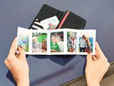 Prezzi e Sconti: #Album tascabile rilegatura a leporello  ad Euro 5.99 in #Myphotobook #Cardpocket