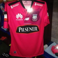 Emelec 2015 New Balance Away Kits